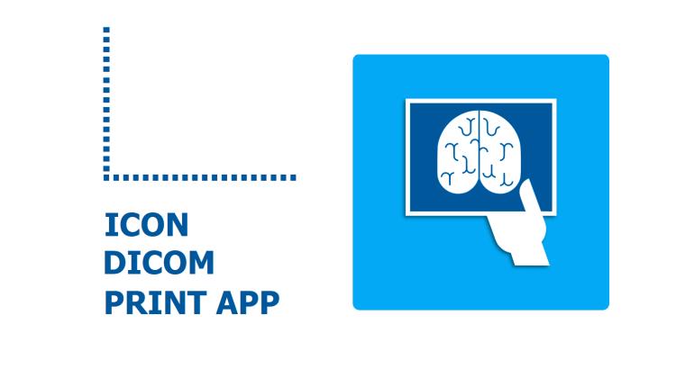 ICON Dicom Print App by Grafimedia
