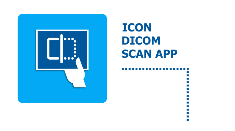 ICON Dicom Scan App by Grafimedia